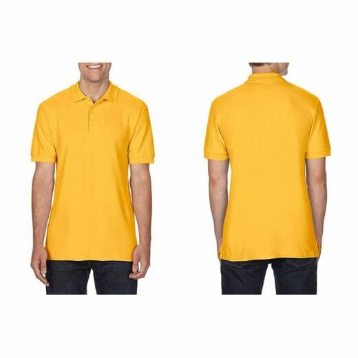 Polo Gildan da uomo PREMIUM COTTON - 7