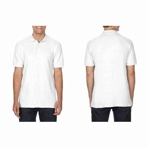 Polo Gildan da uomo PREMIUM COTTON - 1