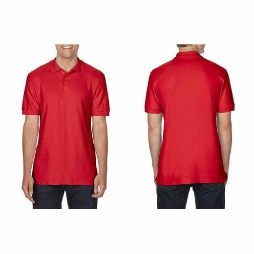 Polo Gildan da uomo PREMIUM COTTON - 13