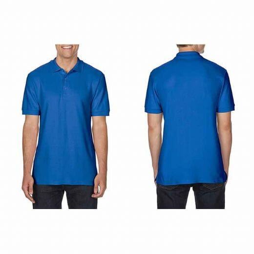 Polo Gildan da uomo PREMIUM COTTON - 19