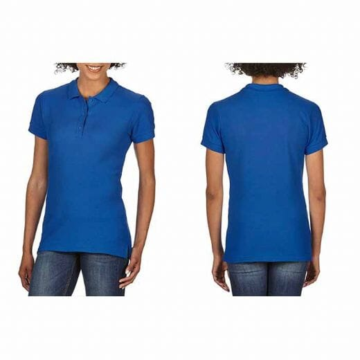 Polo da donna Gildan Premium Cotton - 21
