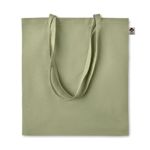 Shopper in cotone organico ZIMDE COLOUR - 6