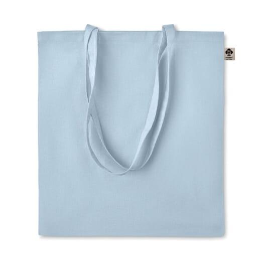 Shopper in cotone organico ZIMDE COLOUR - 5