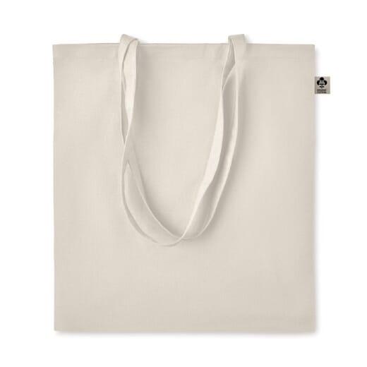 Shopper in cotone organico ZIMDE - 1
