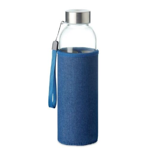 Borracce in vetro UTAH DENIM - 500 ml - 1