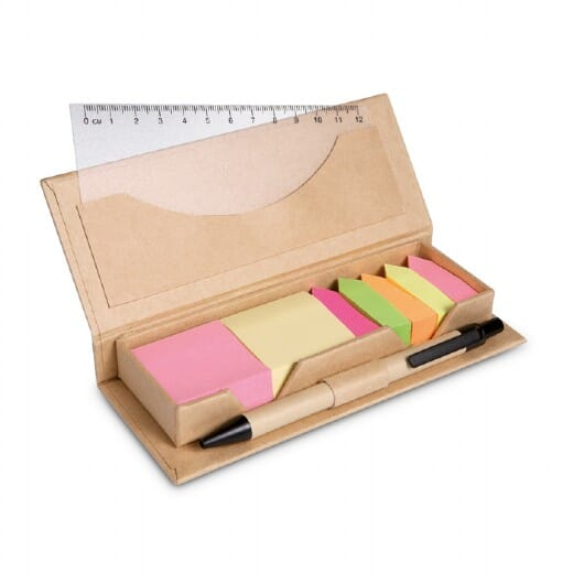 Set penna in custodia cartone  STIBOX - 1