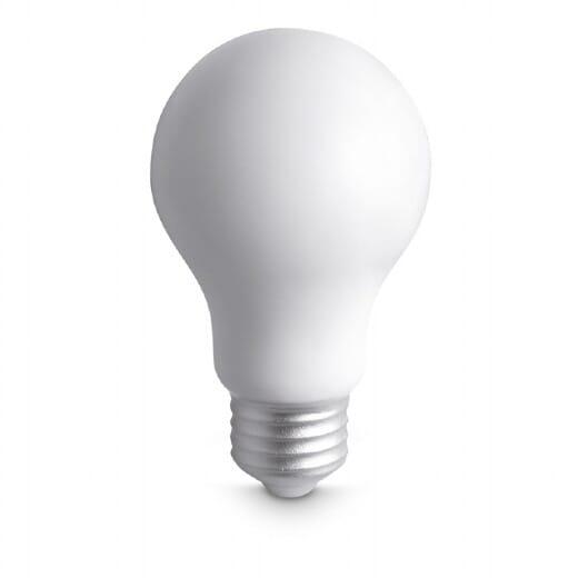 Antistress 'lampadina' in PU LIGHT - 1