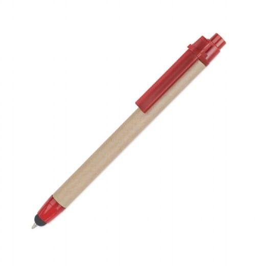 Penna in cartone riciclato RECYTOUCH - 3