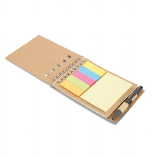 Blocco notes con penna e fogli MULTIBOOK - 1