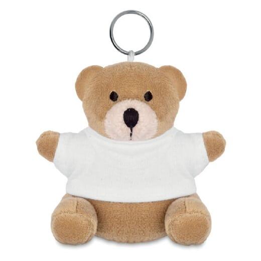Peluche orsetto con portachiavi NIL - 1