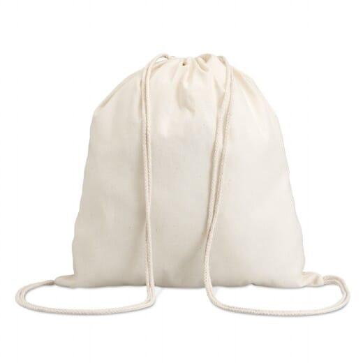 Sacche zainetto in cotone HUNDRED - 1