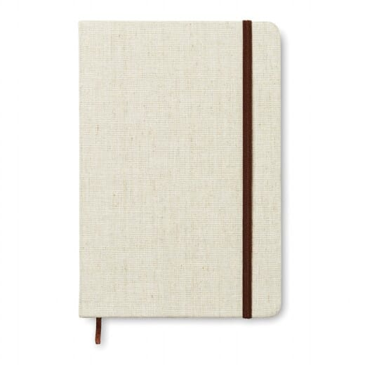 Notebook con cover in canvas CANVAS - 1