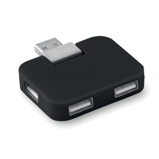 Multi presa per 4 USB SQUARE - 2