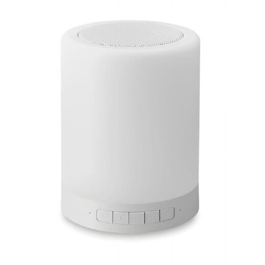 Speaker con luce da tavolo TATCHI - 1