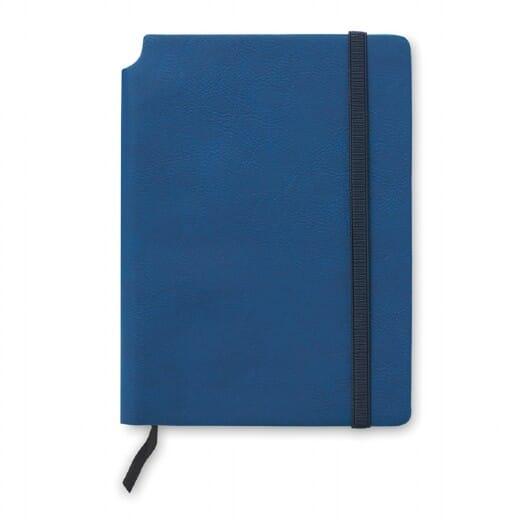Notebook a righe in PU A5 SOFTNOTE - 1