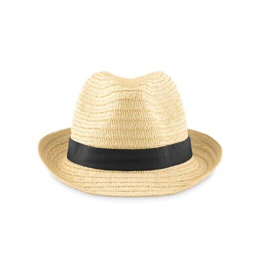 Cappello di paglia naturale BOOGIE - 5