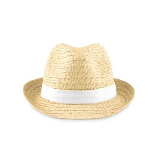 Cappello di paglia naturale BOOGIE - 1