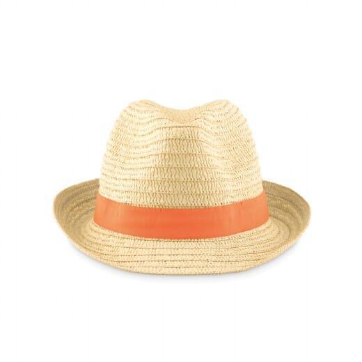 Cappello di paglia naturale BOOGIE - 2