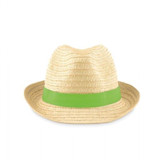 Cappello di paglia naturale BOOGIE - 6