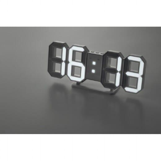 Sveglia a LED con adattatore COUNTDOWN - 1
