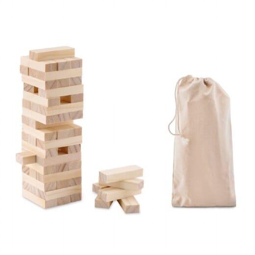 Gioco di abilità in legno PISA - 1