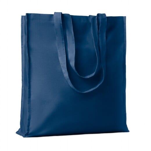Shopper in cotone con soffietto PORTOBELLO - 6