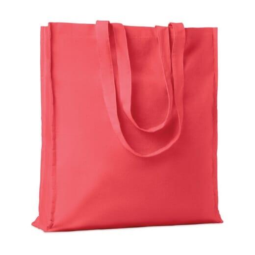 Shopper in cotone con soffietto PORTOBELLO - 4