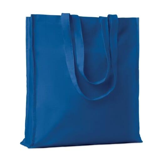 Shopper in cotone con soffietto PORTOBELLO - 5