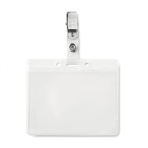 Porta badge in PVC CLIPBADGE - 1