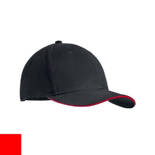 Cappellino 6 pannelli DUNEDIN - 2
