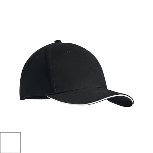 Cappellino 6 pannelli DUNEDIN - 1