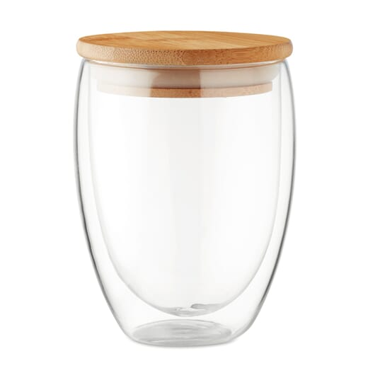 Bicchiere in vetro TIRANA MEDIUM - 350 ml - 1