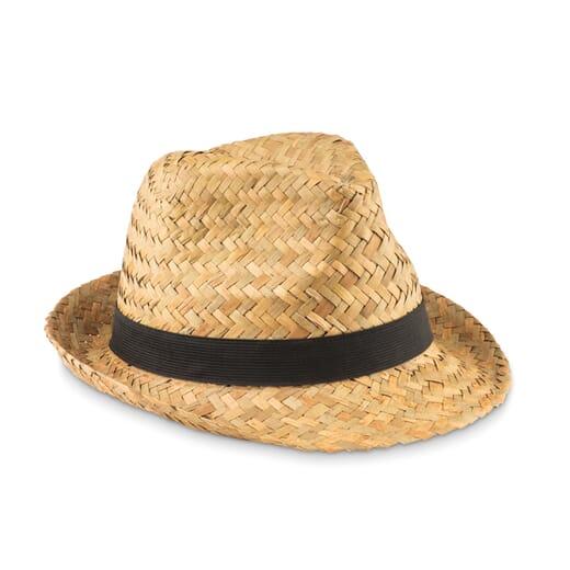 Cappello in paglia MONTEVIDEO - 2