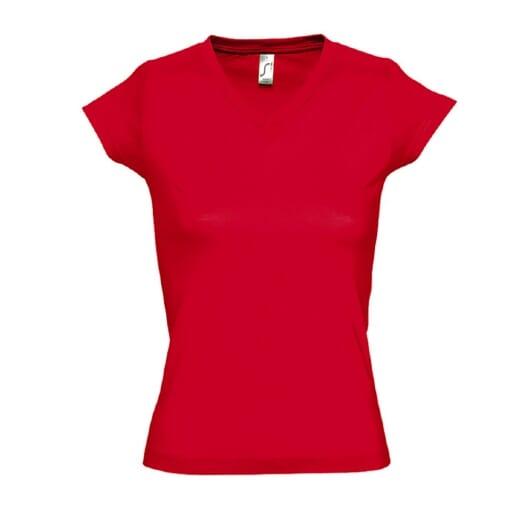 Magliette da donna scollo a V - MOON - 6
