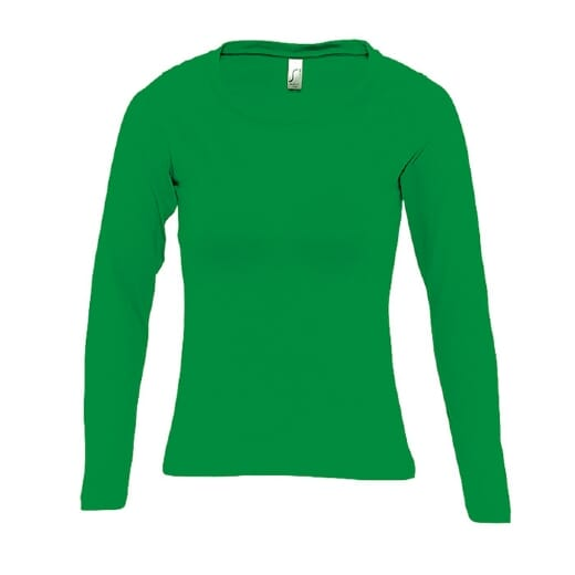 T-shirt da donna manica lunga MAJESTIC  - 6