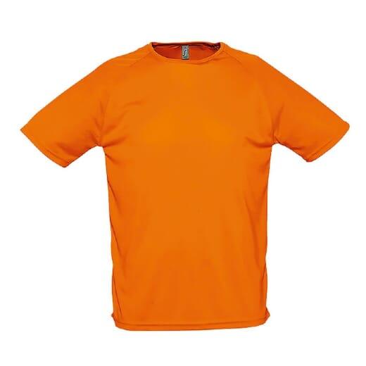 T-shirt da uomo a manica corta SPORTY - 13