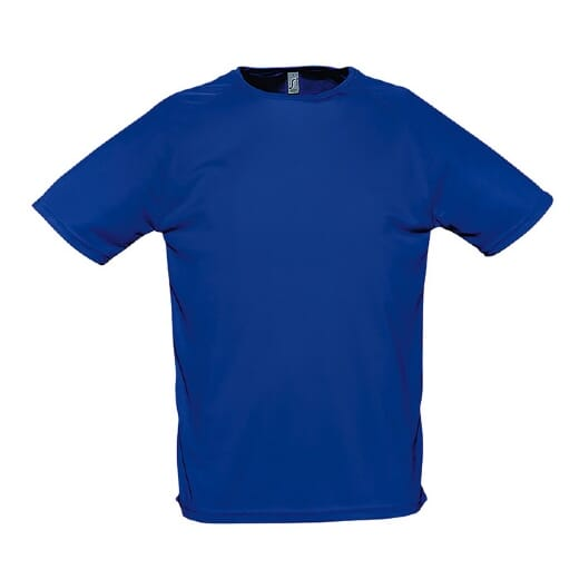 T-shirt da uomo a manica corta SPORTY - 25