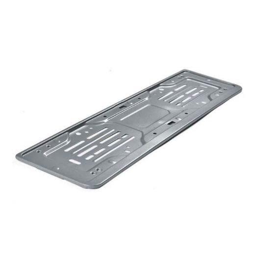 Portatarga posteriore in metallo - 1