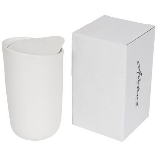 Bicchiere in ceramica MYSA - 410 ml - 1