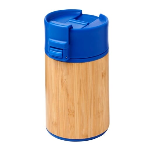 Bicchiere termico in bambù ARCA - 200 ml - 1