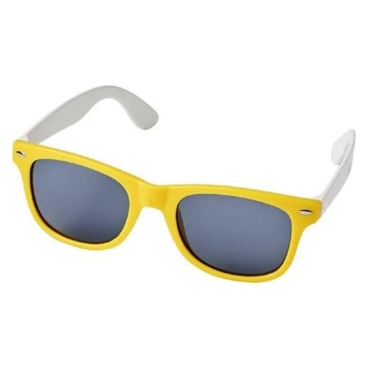 Occhiali da sole a blocchi di colore SUN RAY - 2