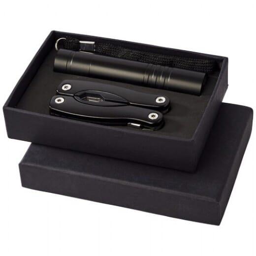 Set coltello multifunzione e torcia SCOUT - 2