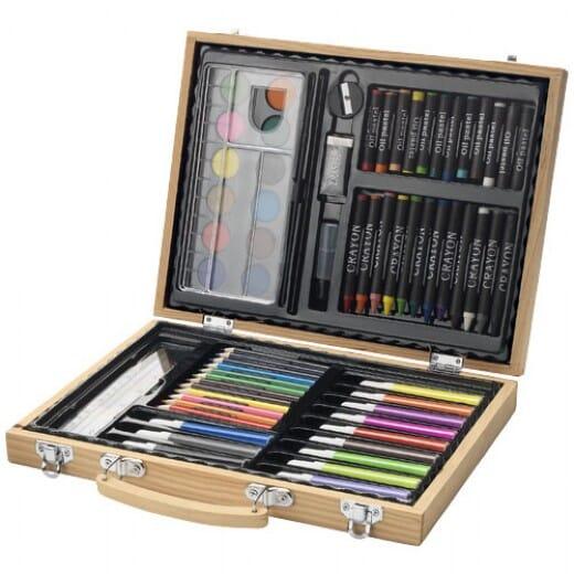 Set per colorare da 67 pezzi RAINBOW - 1