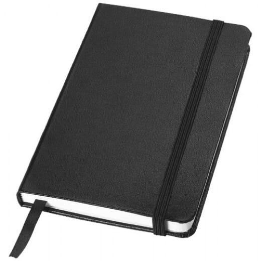Notebook tascabile con copertina rigida CLASSIC - 8