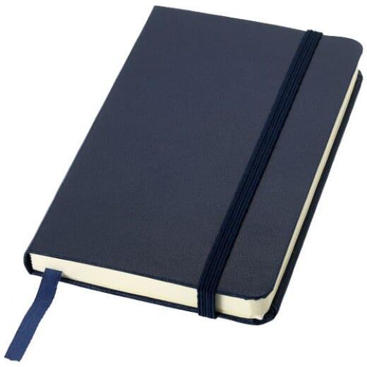 Notebook tascabile con copertina rigida CLASSIC - 5