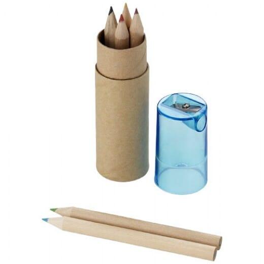 Set matite colorate 7 pezzi KRAM - 3