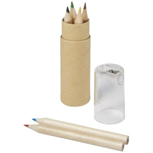 Set matite colorate 7 pezzi KRAM - 4