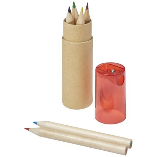 Set matite colorate 7 pezzi KRAM - 2