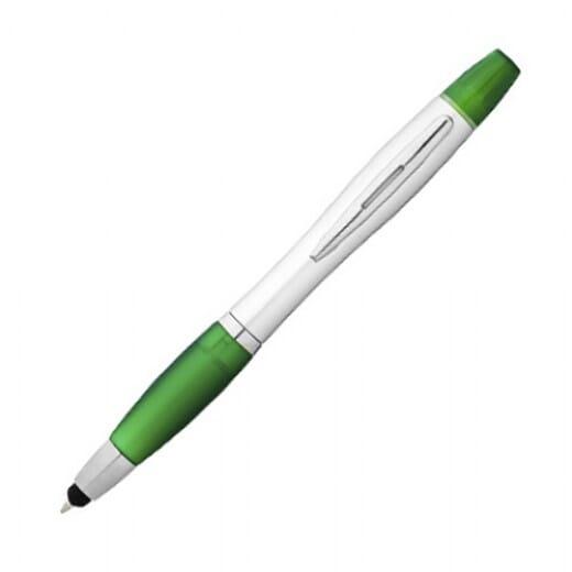 Penna touch screen con evidenziatore NASHIN - 3