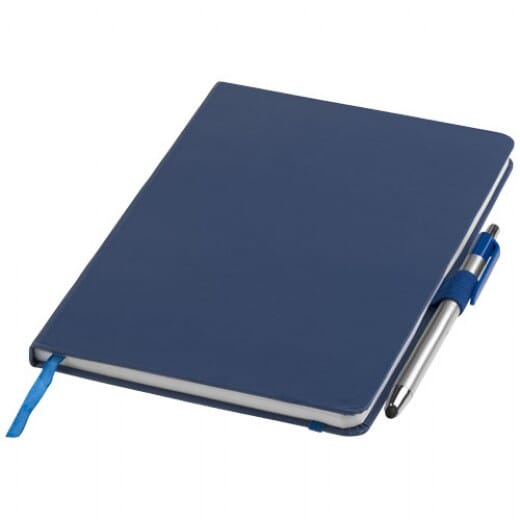 Notebook A5 e penna a sfera con pennino CROWN - 2